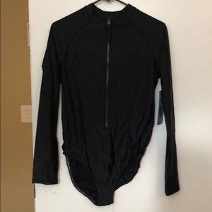 Women's Speedo One piece Long Sleeve